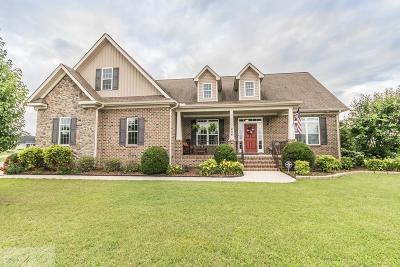 Goldsboro Single Family Home For Sale: 206 Ashland Drive