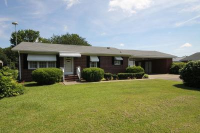 Snow Hill Single Family Home For Sale: 6752 Hwy 13 S.