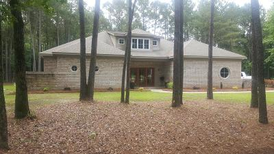 Snow Hill Single Family Home For Sale: 2673 Hwy 123 S