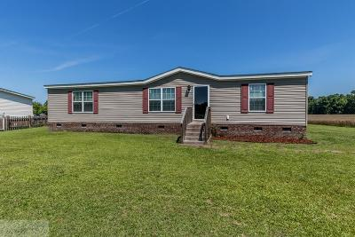 Mt Olive Manufactured Home For Sale: 621 Country Club Rd