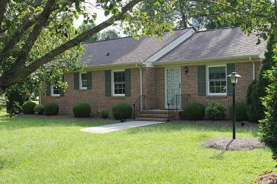 Goldsboro NC Single Family Home For Sale: $122,000