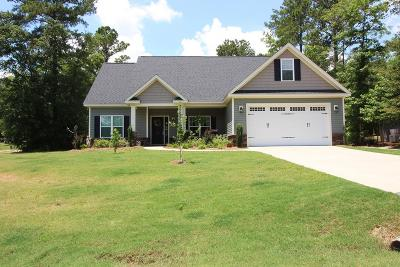 Goldsboro Single Family Home For Sale: 101 Grand Oaks Dr