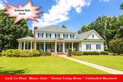 Johnston County Single Family Home For Sale: 128 Carroll Dr