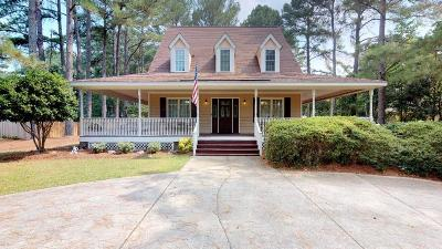 Goldsboro Single Family Home For Sale: 311 Bayleaf Drive