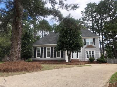 Wayne County Single Family Home For Sale: 111 Powers Court