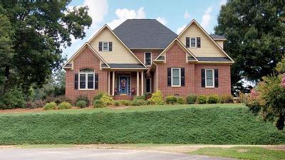 La Grange Single Family Home For Sale: 603 Pointe Dr