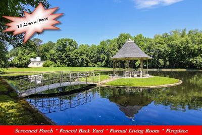 Wayne County Single Family Home For Sale: 621 Gloucester
