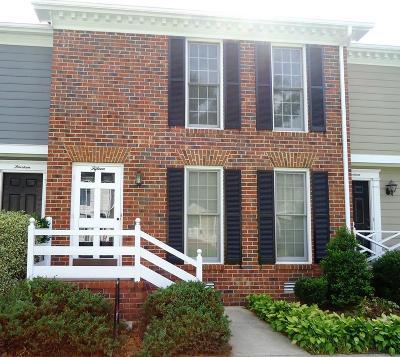 Goldsboro Single Family Home For Sale: 3102 Cashwell Dr. #15