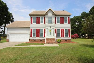 Goldsboro NC Single Family Home For Sale: $174,900