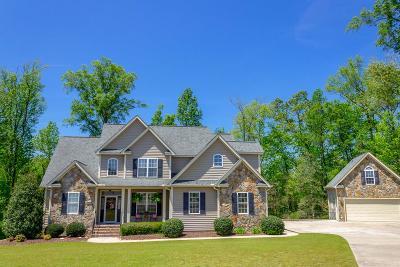 Goldsboro Single Family Home For Sale: 602 Morgan Trace Ln.