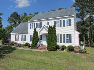 Goldsboro Single Family Home For Sale: 202 Jacob's Ridge Drive