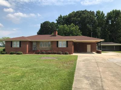 Mt Olive Single Family Home For Sale: 1906 W Nc 55 Hwy