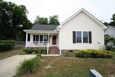 Goldsboro Single Family Home For Sale: 503 Orange St.