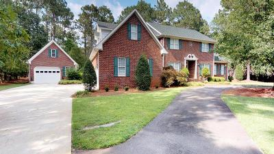 Goldsboro Single Family Home For Sale: 117 Leafwood Drive