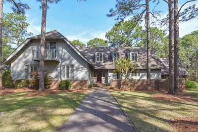 Goldsboro Single Family Home For Sale: 764 Lake Wackena Road