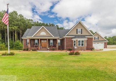 Pikeville Single Family Home For Sale: 308 N Merganser Dr