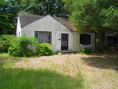 Goldsboro Single Family Home For Sale: 1802 E Holly