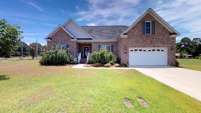 Goldsboro Single Family Home For Sale: 102 Kingston Circle