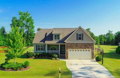 Single Family Home For Sale: 105 Oak Summit Dr.