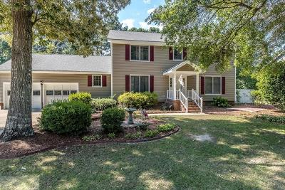 Goldsboro Single Family Home For Sale: 904 Jay Ryan Rd