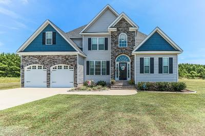Goldsboro Single Family Home For Sale: 102 Cliffwell Drive