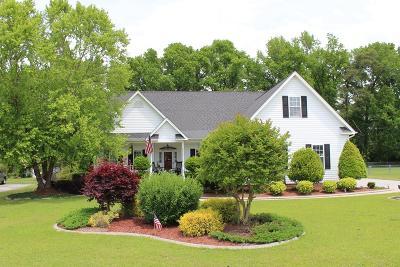 Goldsboro Single Family Home For Sale: 605 Adler Lane