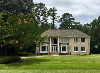 Goldsboro Single Family Home For Sale: 205 Breezewood Drive