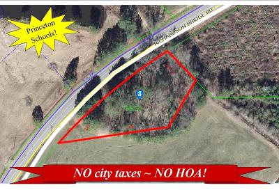 Princeton Residential Lots & Land For Sale: 2849 Richardson Bridge Road