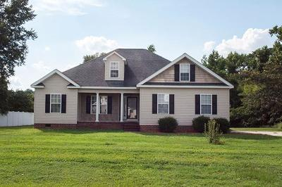 Goldsboro Single Family Home For Sale: 203 Millbrook Village Dr