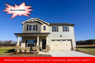 Pikeville Single Family Home For Sale: 419 Planters Ridge Drive
