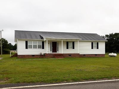 Goldsboro Single Family Home For Sale: 1517 Tommys Rd