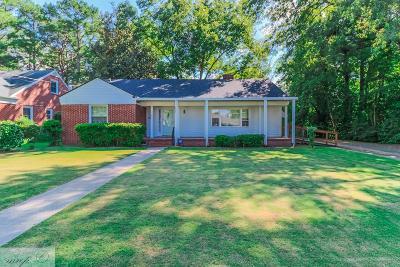 Goldsboro Single Family Home For Sale: 1602 Laurel St