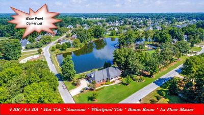 Goldsboro Single Family Home For Sale: 127 Trey