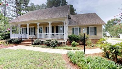 Goldsboro Single Family Home For Sale: 204 W Tarklin Dr