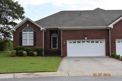 Goldsboro Townhouse For Sale: 307 Commonsgate Drive
