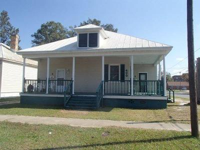 Goldsboro Single Family Home For Sale: 400 Leslie