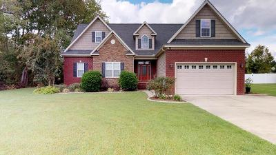 Pikeville Single Family Home For Sale: 201 Fig Tree Ct