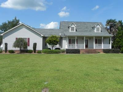 Goldsboro Single Family Home For Sale: 105 Crosswinds