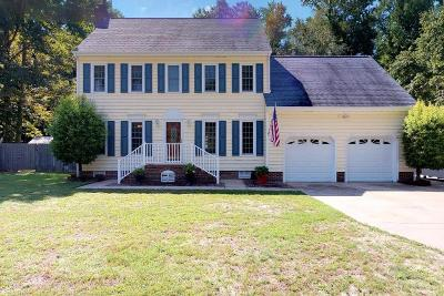 Goldsboro Single Family Home For Sale: 200 Kelly