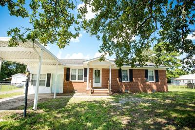 Goldsboro Single Family Home For Sale: 164 Rollins Road