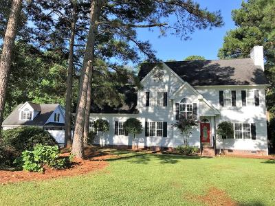 Wayne County Single Family Home For Sale: 206 Lane Tree Dr