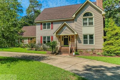 Goldsboro Single Family Home For Sale: 513 Mill Road