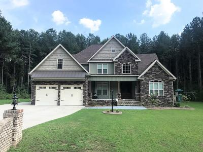 Wayne County Single Family Home For Sale: 202 N Peavy Ln