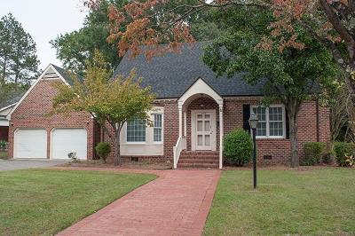 Goldsboro Single Family Home For Sale: 408 Taylor Pl