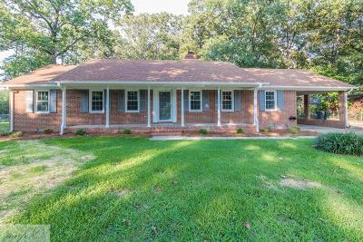Goldsboro Single Family Home For Sale: 307 Kay Dee St