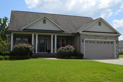 Goldsboro Single Family Home For Sale: 102 Strike Eagle Run