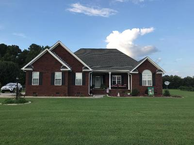 Pikeville Single Family Home For Sale: 117 Halston Dr