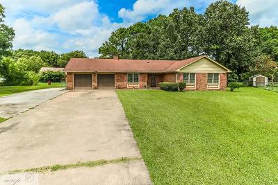 Goldsboro Single Family Home For Sale: 103 Lisa Circle