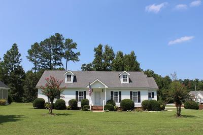 Goldsboro Single Family Home For Sale: 405 Birch Dr.