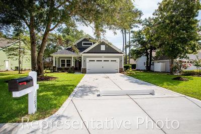 Princeton Single Family Home For Sale: 209 Korbel Drive
